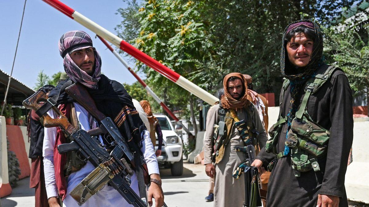 Napospas Tálibánu. Britové zapomněli na ambasádě údaje ospolupracovnících