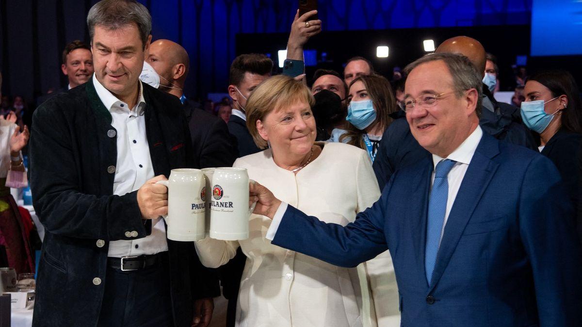 Merkelová mívala 40%, teď to bude mít vítěz těžší, myslí si německý novinář