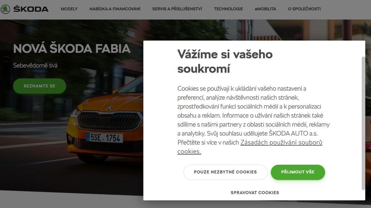 Konec špehování bez pravidel. České weby budou potřebovat váš souhlas