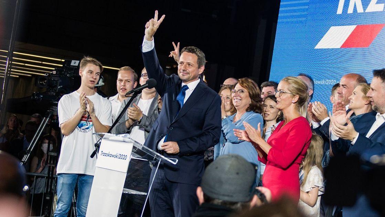 Polské druhé kolo bude thriller, sázka na nacionalisty se nevyplatí