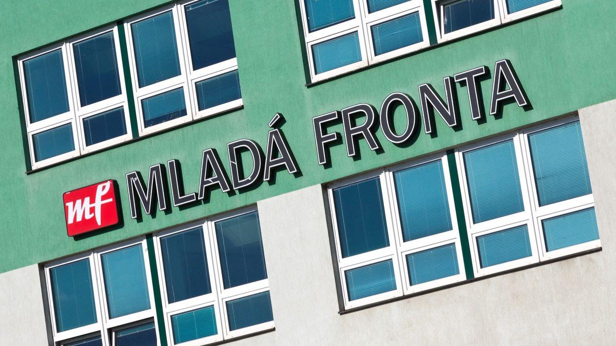 Vítek vypnul financování Mladé fronty, vydavatelství hrozí zastavení chodu