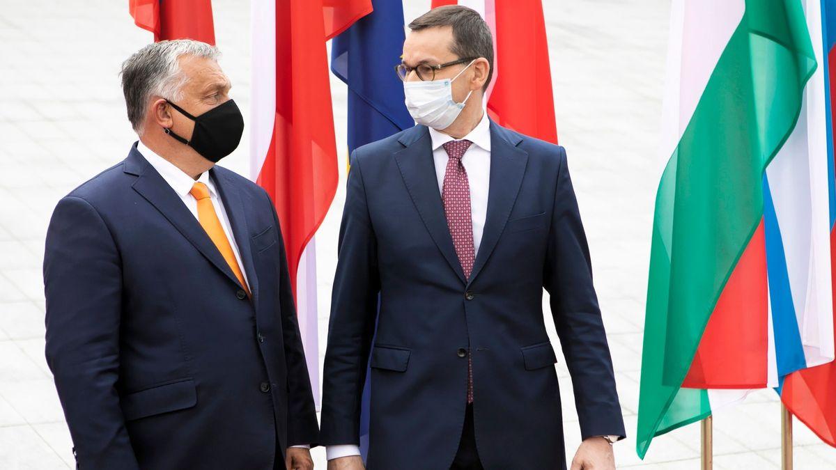 Patová situace vEU kvůli rozpočtu. Do hry vstupují Česko a Slovensko