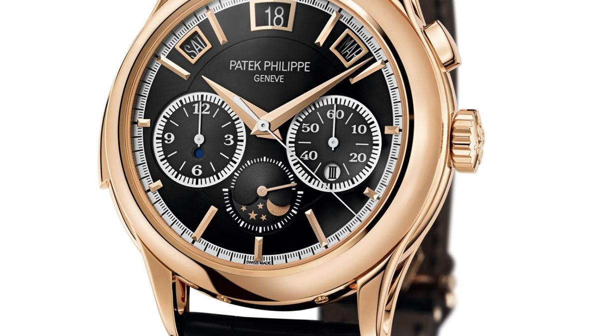 Luxus na ruce. Nejdražší hodinky se prodaly za 18milionů