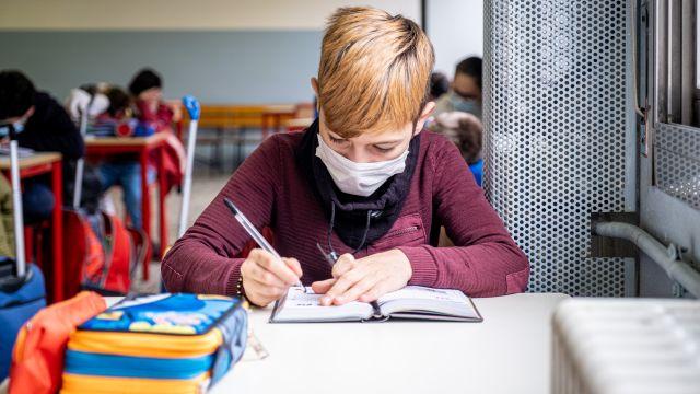 Školáci se budou testovat stejnými čínskými testy jako děti vRakousku