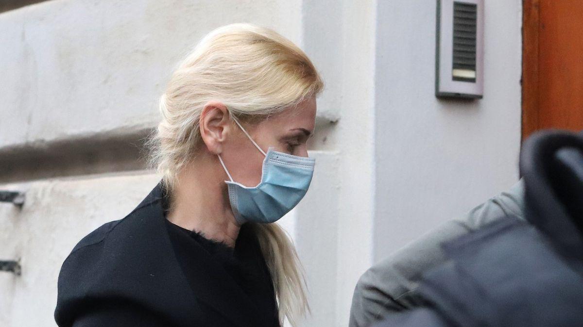 Kočnerova prodloužená ruka Jankovská se předávkovala ve vazbě