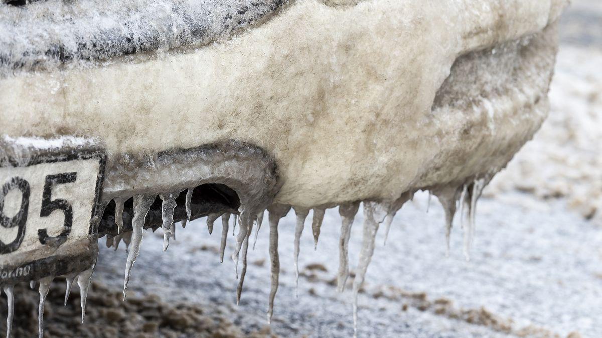 Klimatolog: Odvykli jsme si mít ledový únor, krajina potřebuje promrznout