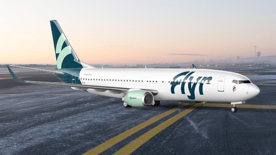 Severské aerolinky Flyr vstoupily na burzu. Akcie letí nahoru
