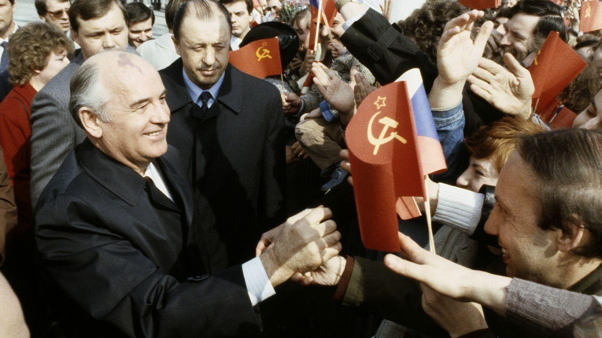 Fotky: Muž, který přepsal politickou mapu světa. Michail Gorbačov slaví 90let