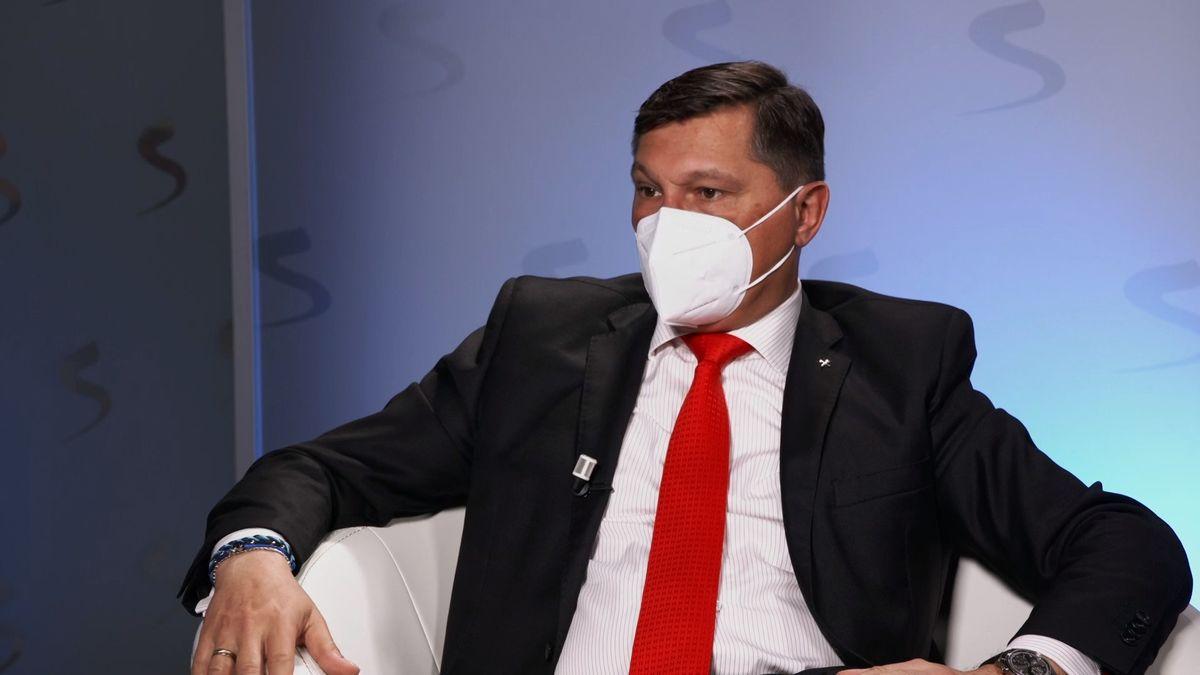Šéf Raiffeisenbank: Po pandemii chceme patřit knejziskovějším bankám