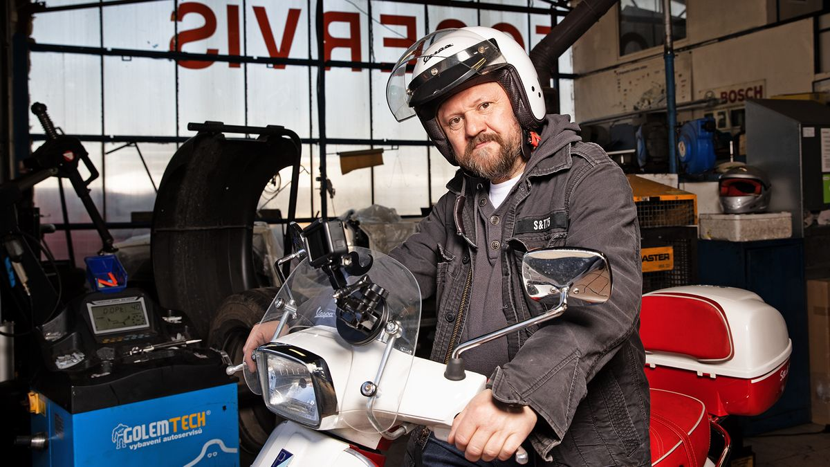 Karel Zima: Skákal jsem iza jízdy zvlaku. Změnily to děti a darování ledviny
