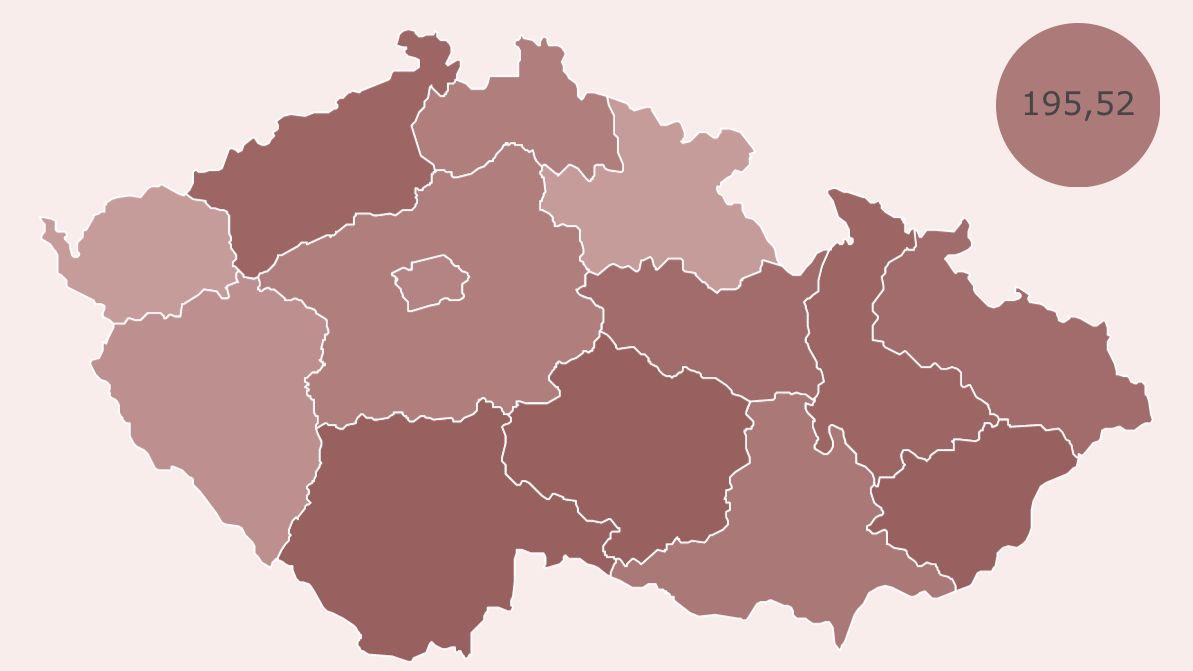 Mapa: Podívejte se, které kraje mají nejblíže kotevření školek