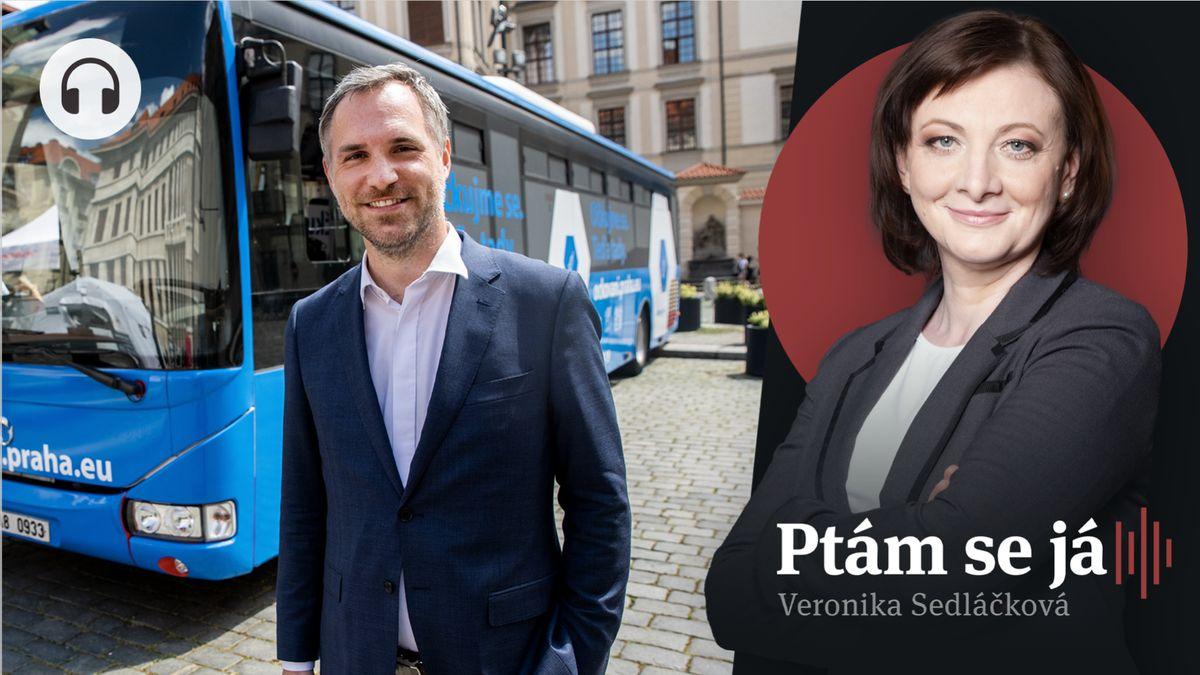Hřib: Praha plná kolon? Je září a vPraze je víc aut. Na vině je iministerstvo
