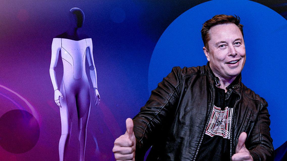 Musk slíbil do roka divného robota sdeseti prsty. Nemá šanci