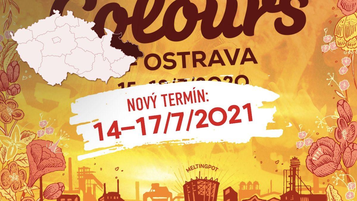 Festivaly nebudou. Colours of Ostrava prosí fanoušky opodporu