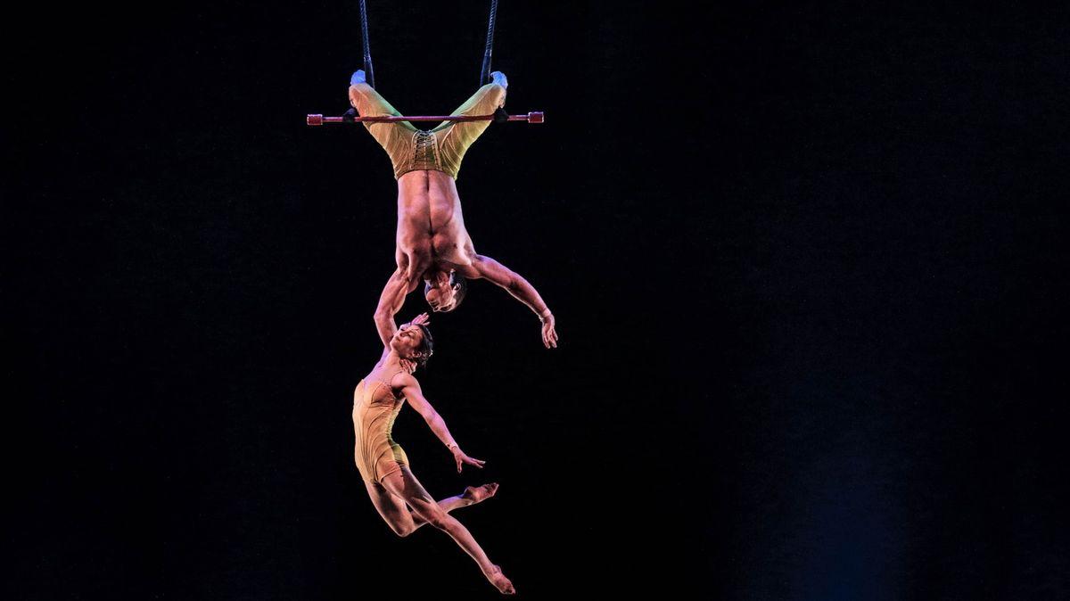 Nejslavnější světový cirkus Cirque du Soleil bojuje opřežití
