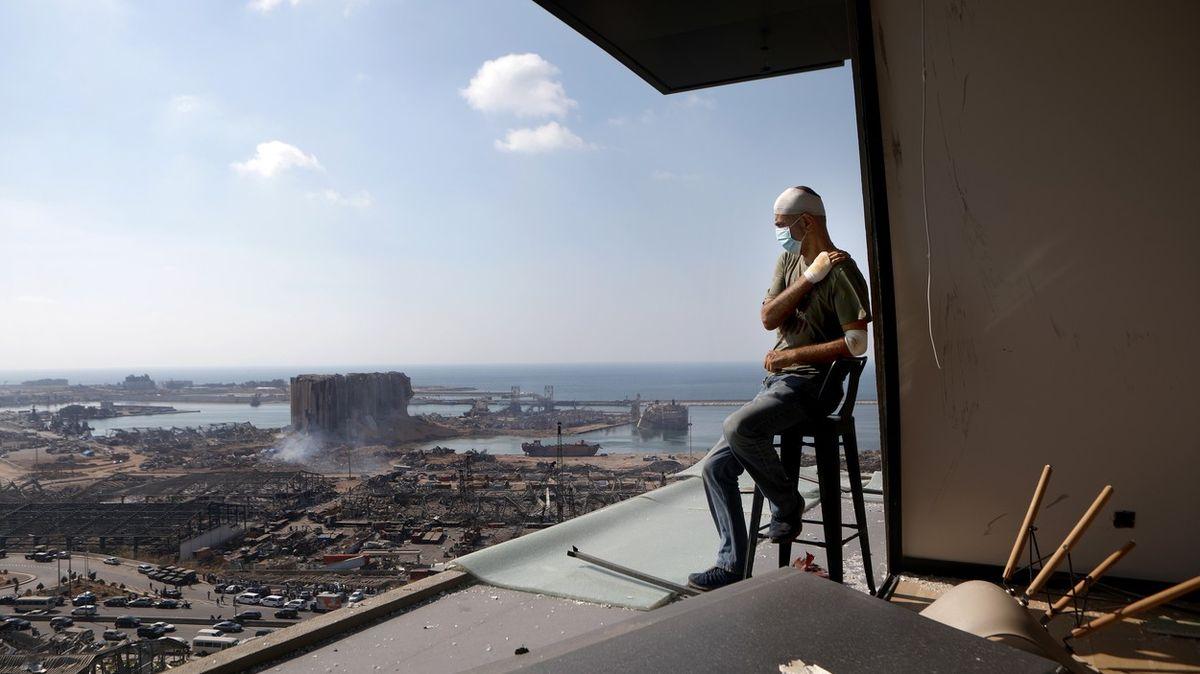Chudoba, nezaměstnanost, pandemie a teď výbuch. Libanon je na hraně propasti