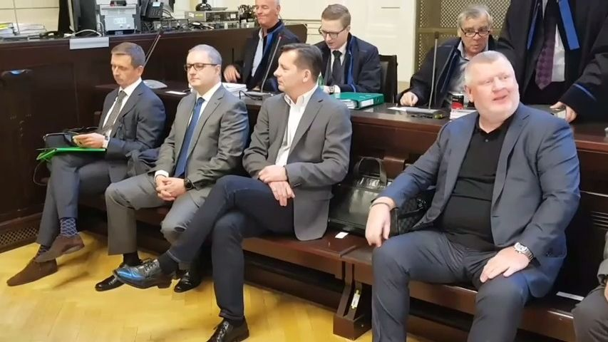 Státní zástupce chce pro Dvořáka a Rittiga tresty šest a čtyři roky