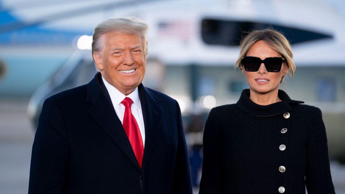 Trump a Melania získají luxusní důchod. Nezruší ho ani impeachment