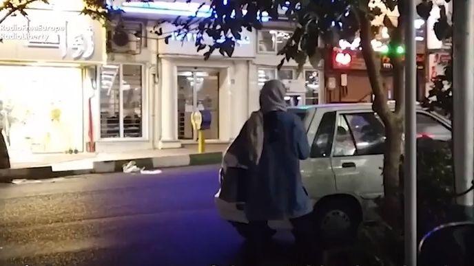 Zpověď přímo zulice oskryté prostituci vhlavním městě Íránu