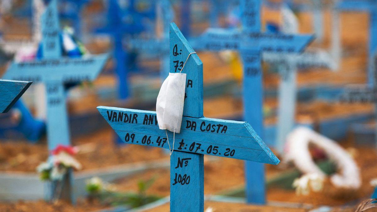 Živná půda nových mutací bez kontroly. Brazilská krize ohrožuje celý svět