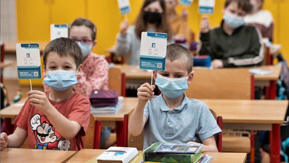 Stát mohl ušetřit 30milionů za testy pro školy, tvrdí senátní analýza