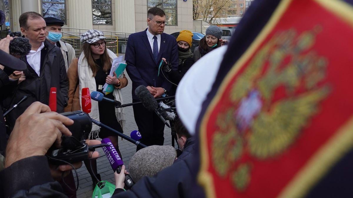 Moskevský soud omezil činnost organizací Navalného