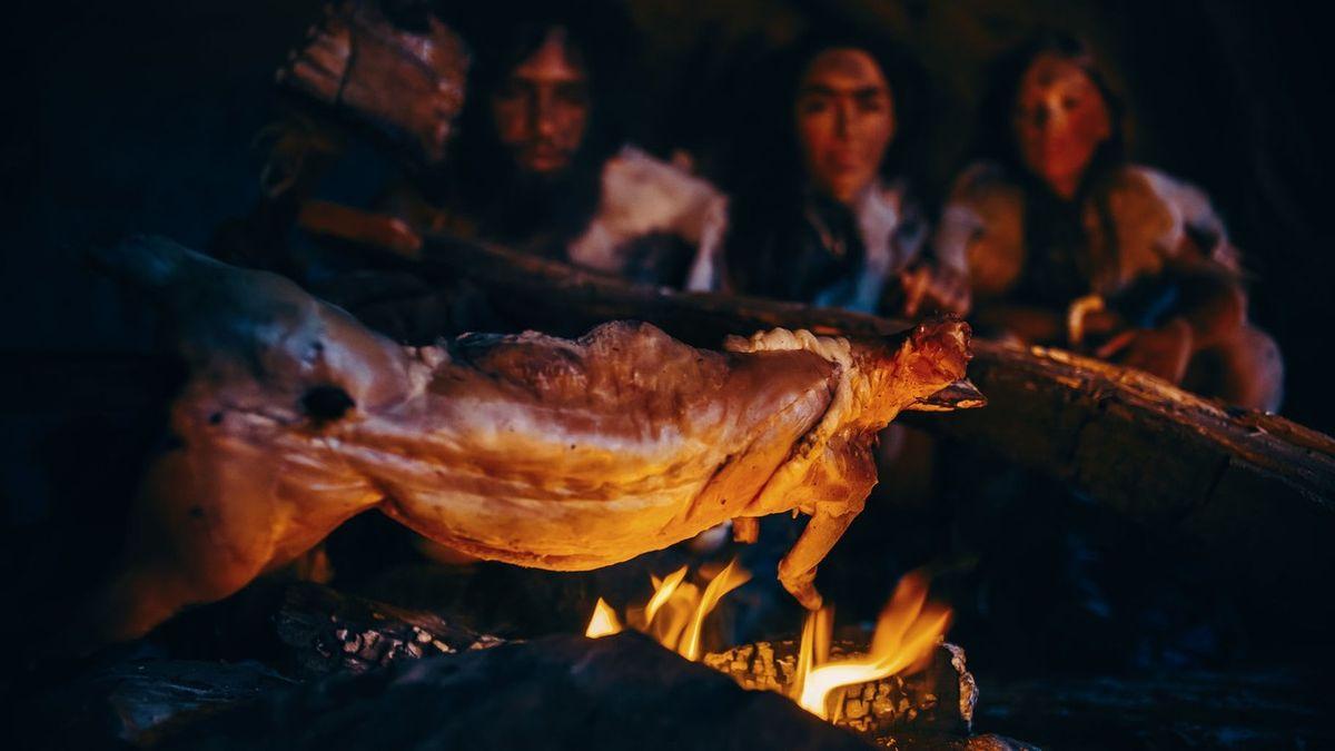 Jak vypadala strava našich dávných předků