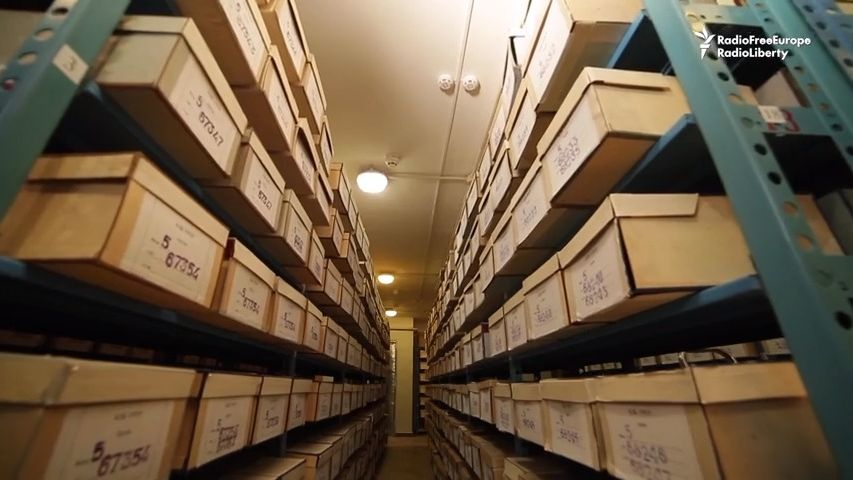 Tajný archiv KGB vydává svá hrůzná svědectví