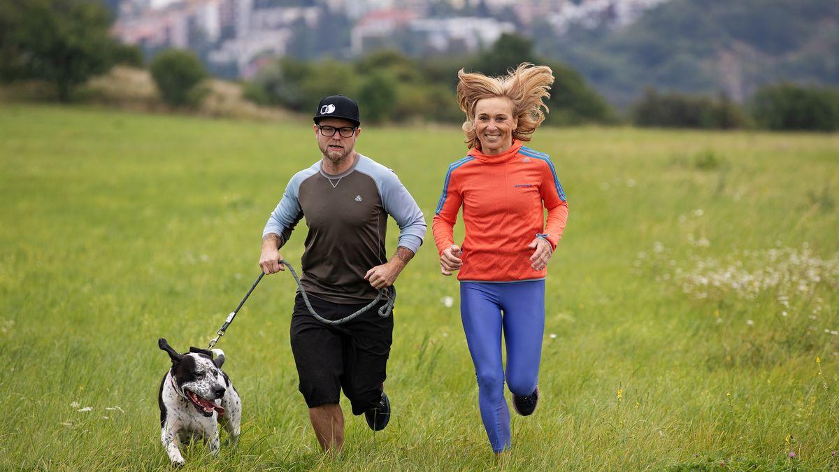 Jak běhat ipo čtyřicítce a neoddělat si záda