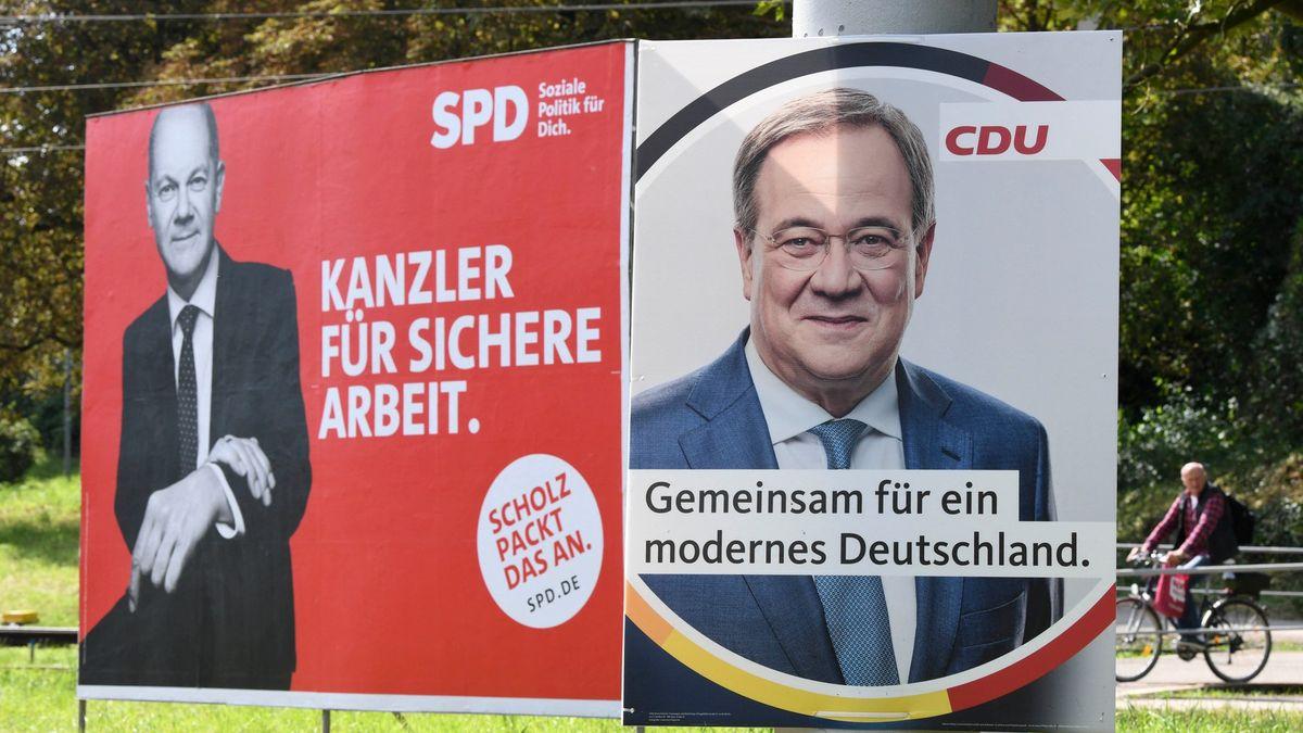 Draci, nacisté iPutin. Kandidáti na německého kancléře čelili otázkám dětí
