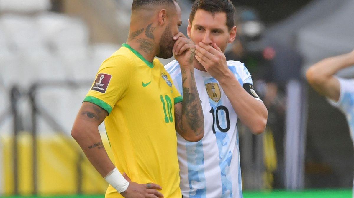 Kontumace, opakování? Jak skončí zápas Brazílie sArgentinou, se teď neví