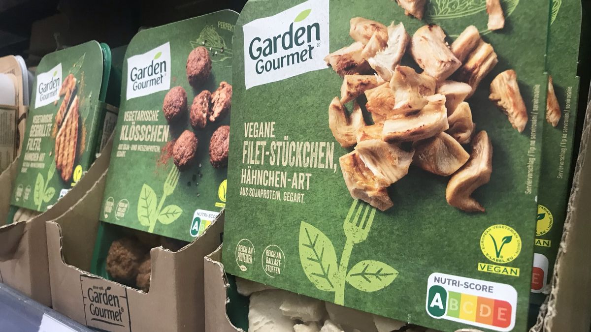 """Výrobci začínají na potraviny dávat """"semafor"""""""