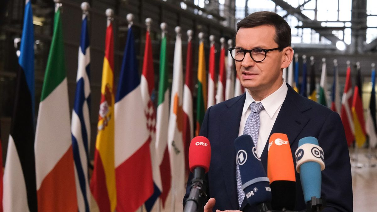 Nikdo vás do EU vstupovat nenutil, vzkázal francouzský ministr Polsku
