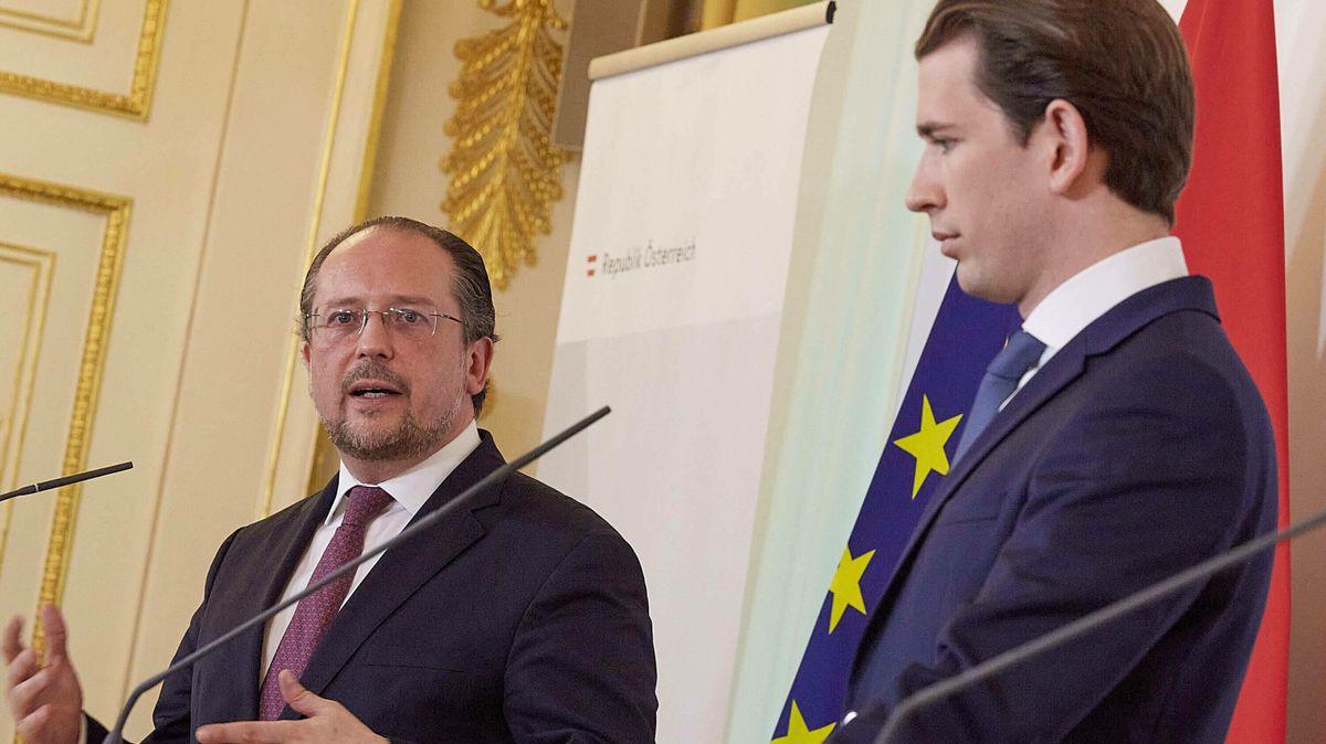 Šlechtic, kariérní politik a Kurzova pravá ruka. Kdo bude novým kancléřem?