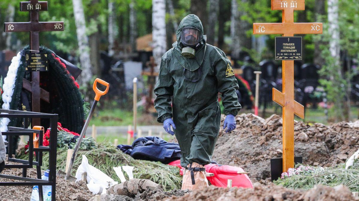 Stáhněte zprávy omrtvých vRusku, nebo uvidíte, vyhrožuje Moskva