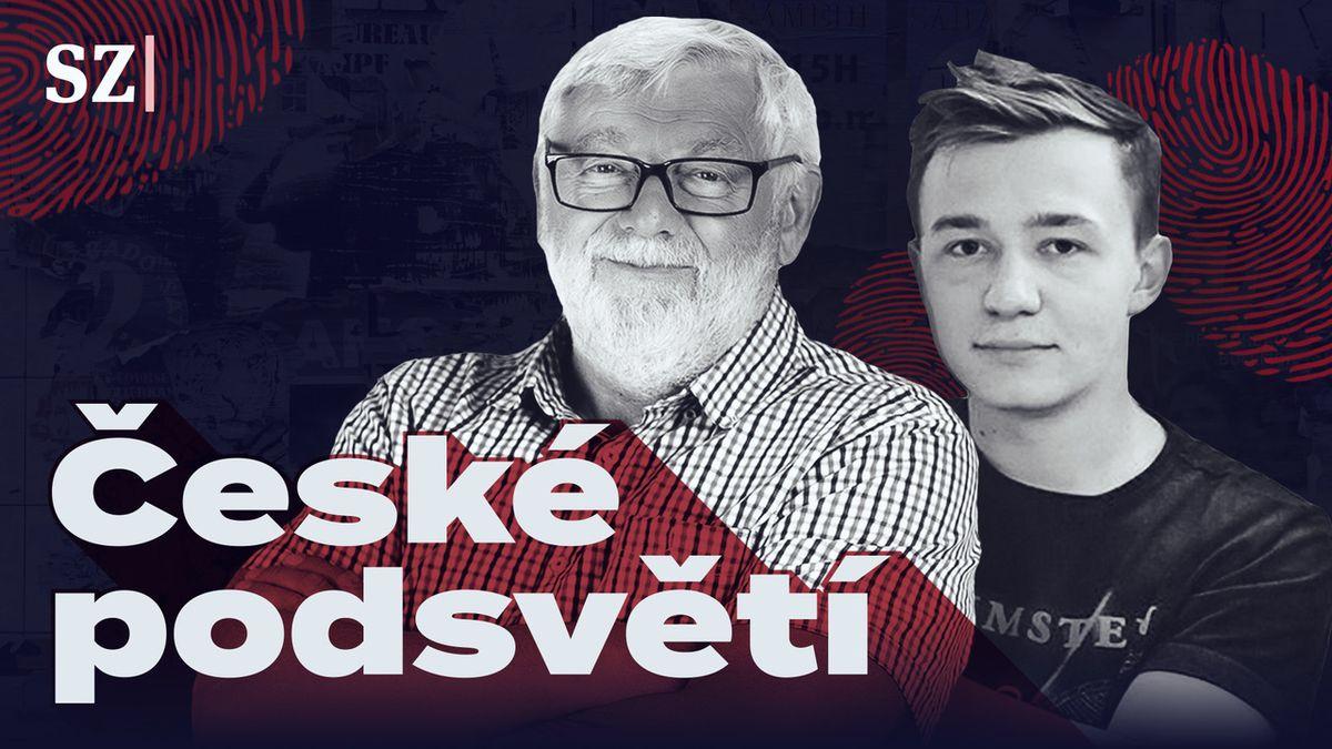 Podcast České podsvětí boduje, během pár týdnů překonal 100tisíc
