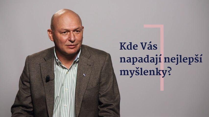 Věda je krásná příležitost hrát si, říká úspěšný český chemik Pavel Majer