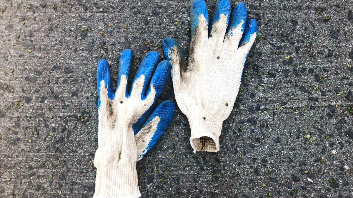 Pracovní rukavice mají chránit. Některé vzorky však zdraví škodí