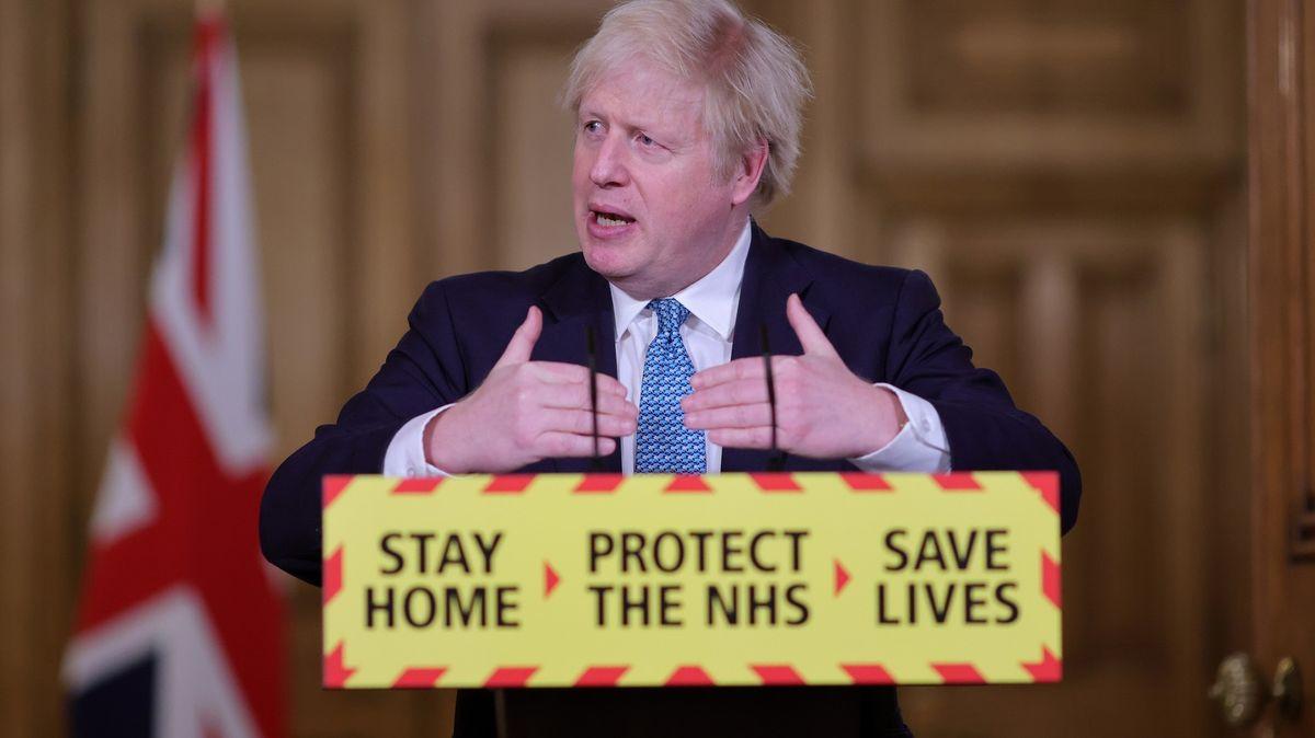 Chovejte se všichni, jako byste byli nakažení, prosí Brity vláda
