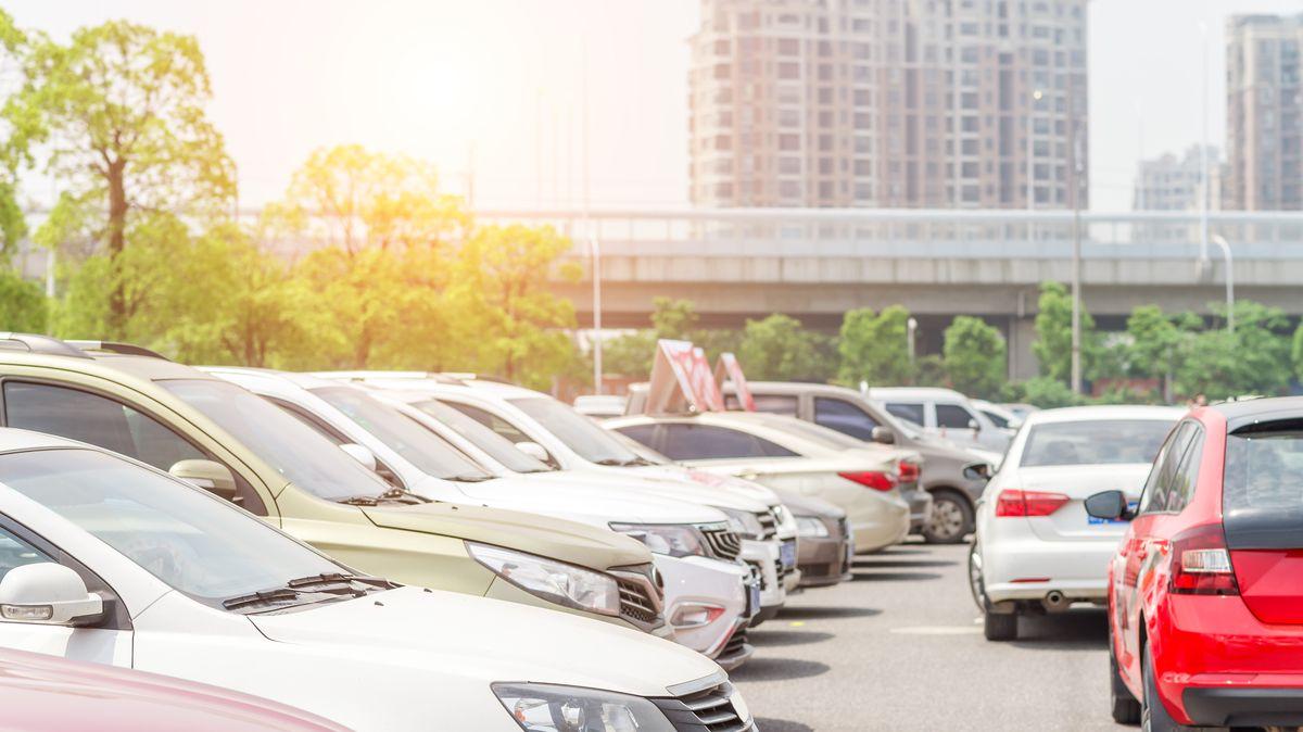 VPardubicích by měl vzniknout další parkovací dům, vulici Mezi Mosty