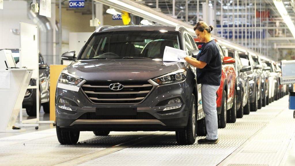 Nošovická Hyundai vyrobila očtvrtinu méně aut. Přesto lidem přidá peníze