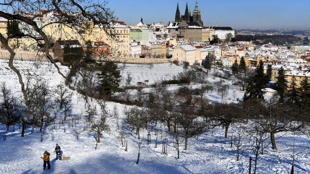 Co způsobilo mrazivou vlnu? Návrat starých tuhých zim se nekoná