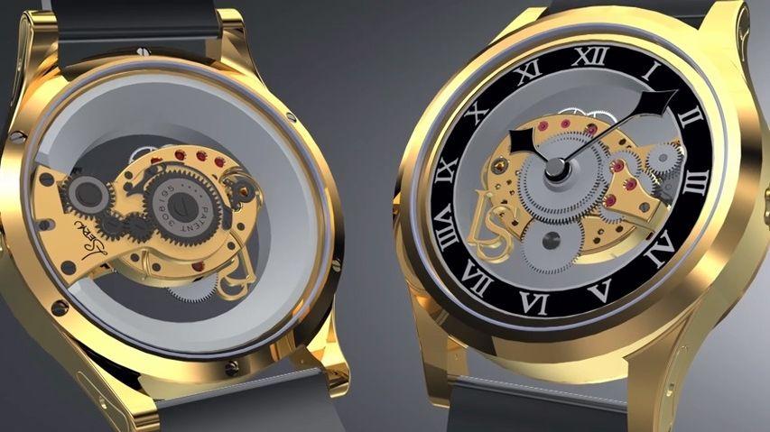 Čech sestavil nejdražší ručně dělané hodinky a dostal se mezi elitu