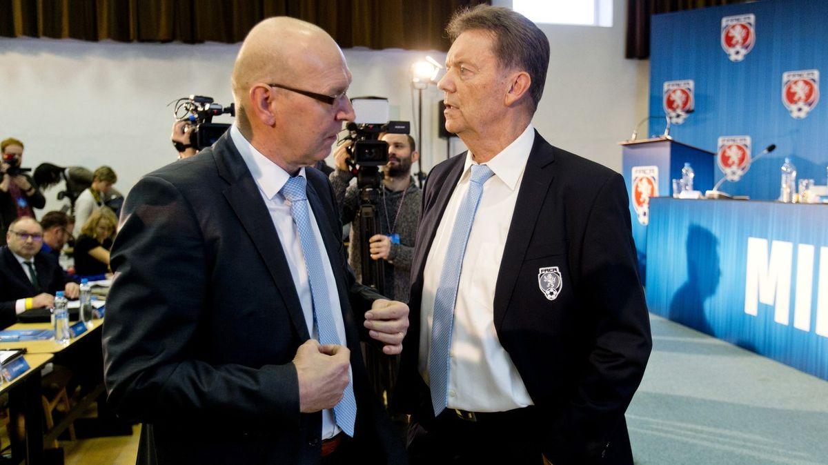 Trestně stíhaný boss Berbr ukončil své členství ve fotbalové asociaci