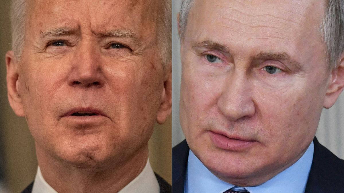 Putin a Biden se setkají včervnu, tvrdí poradce Kremlu