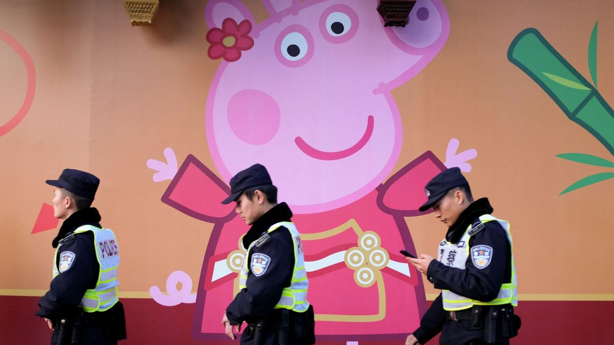 Čínské rodiče trápí Prasátko Peppa iBarbie. Volají po cenzuře pohádek