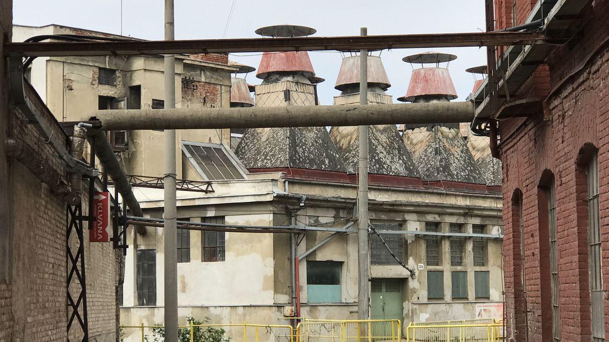Industriálnímu areálu vBrně hrozí demolice. Bojuje za něj irodina Tugendhatů