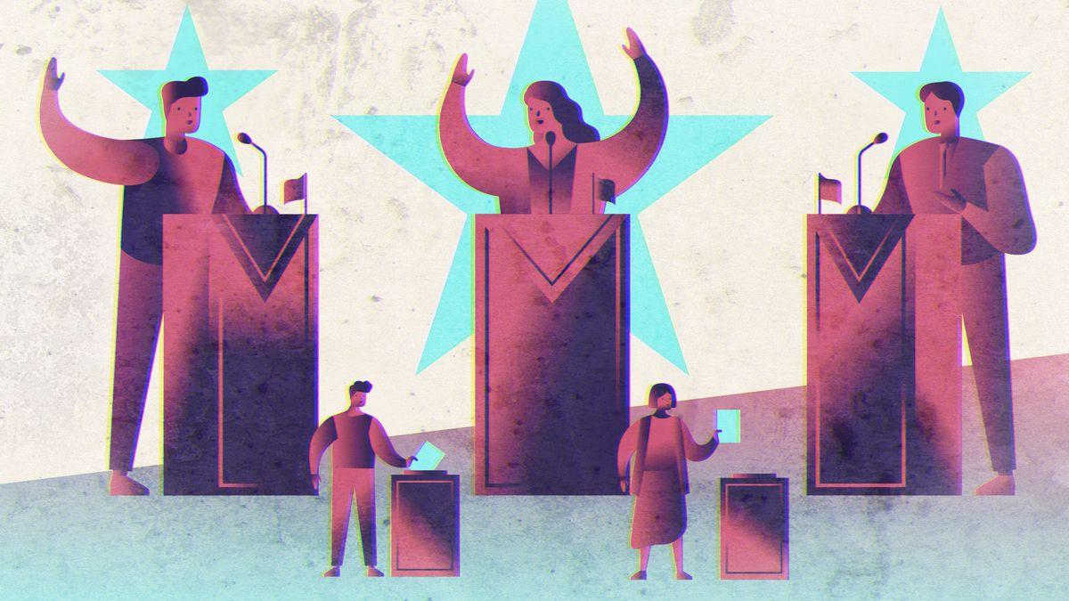 Národ tělem iduší demokratický. Proč zase zvolíme špatně?