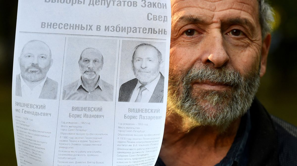 Do ruských voleb zasahují dvojníci. Vládní strana jimi mate voliče opozice