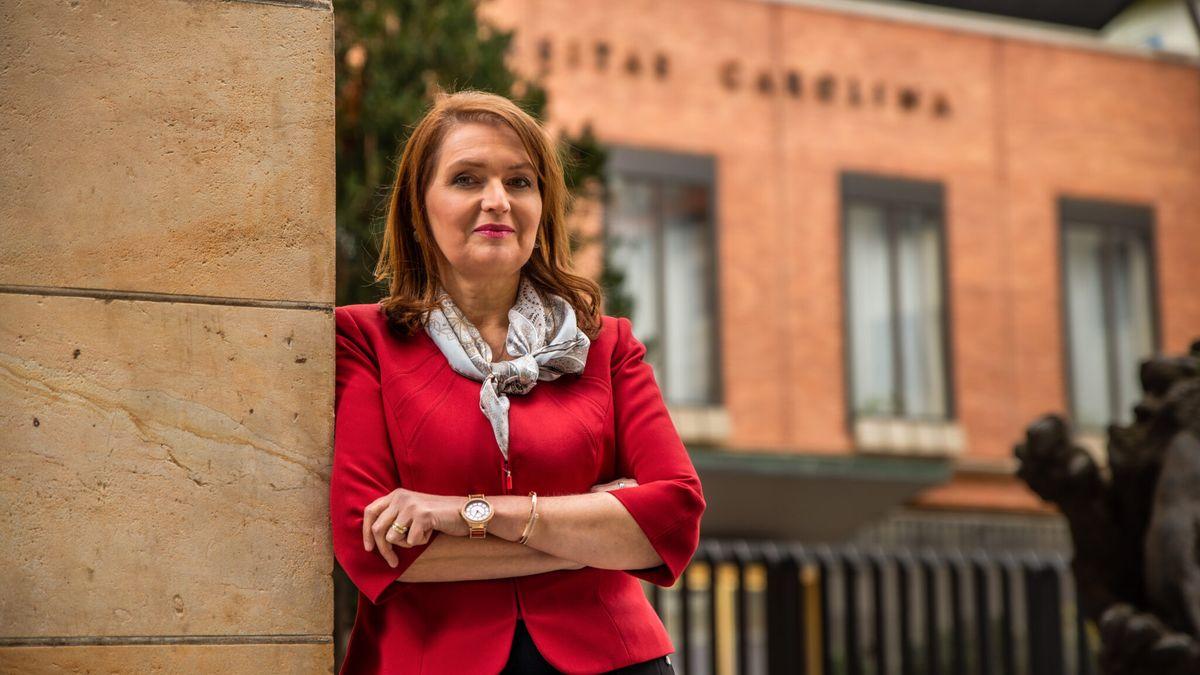 Blížíme se rovným příležitostem, věří historicky první rektorka UK